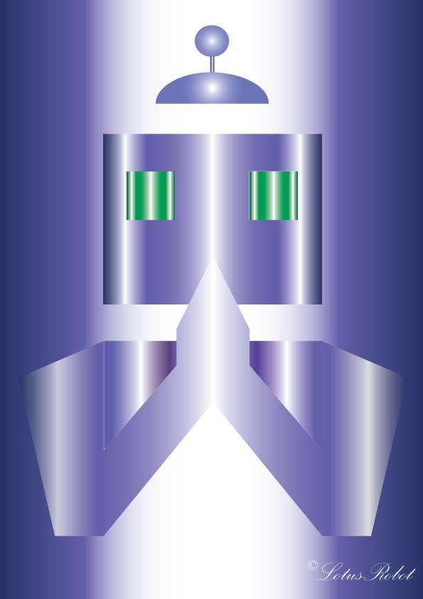 LotusRobot print